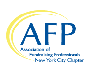 Special Discount Code for NY Chapter of Association of Fundraising Professionals