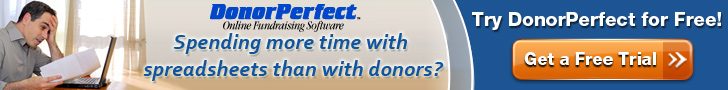 DonorPerfect Free Demo